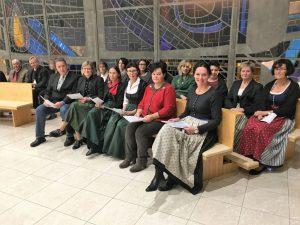 Gedenkfeier Hospiz 2017 - die Mitarbieter