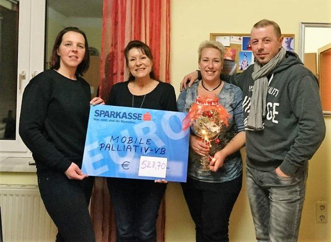 Privatinitiative in Ottnang sammelte