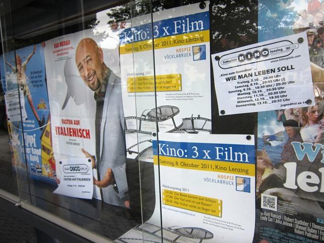 3 x Kino, Welthospiztag 2011