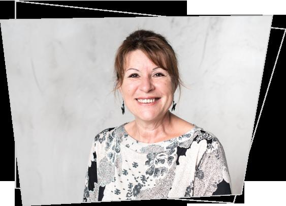 DGKS Brigitte Riedl Vortand Hospizbewegung Vöcklabruck ist die Geschäftsführerin des Vereines