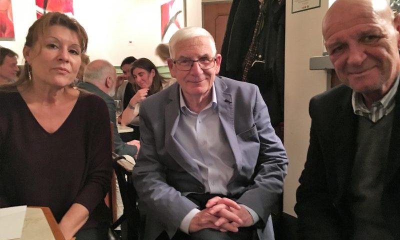 Brigitte Riedl, DDr. Satzinger, Dr. Wolfgang Wiesmayr