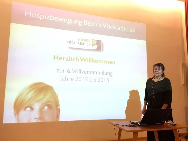 Generalversammlung Hospizbewegung Vöcklabruck