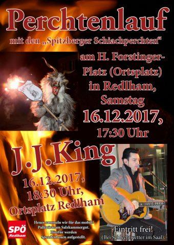 Schiachperchten & J.J. King