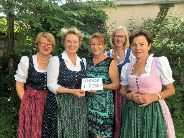 Goldhaubengruppe Schwanenstadt