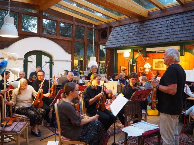 Sinnfonics beim GH Lindner