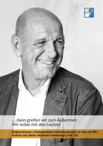 Dr. Wolfgang Wiesmayr