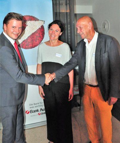 Bank Austria Hauptsponsor