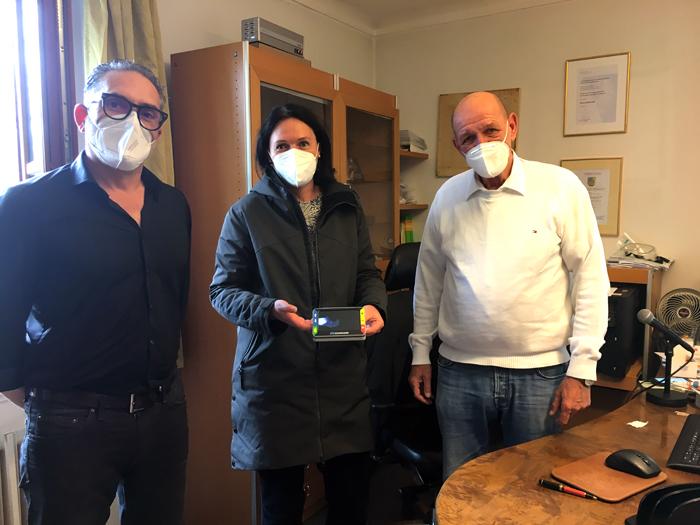 Optiker Mühlbauer, Lisa Buchegger, Wolfgang Wiesmayr