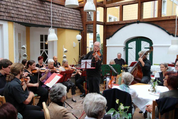 Christoph Urbanek und die Sinnfonics